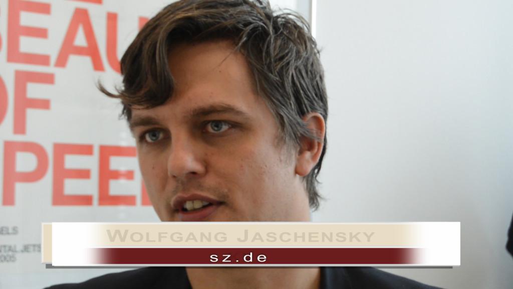 Redakteur des interaktiven Europaatlas: Wolfgang Jaschensky.