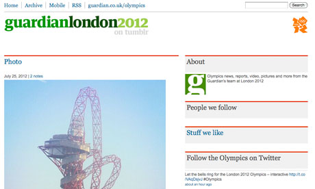 guardian olympicss tumblr