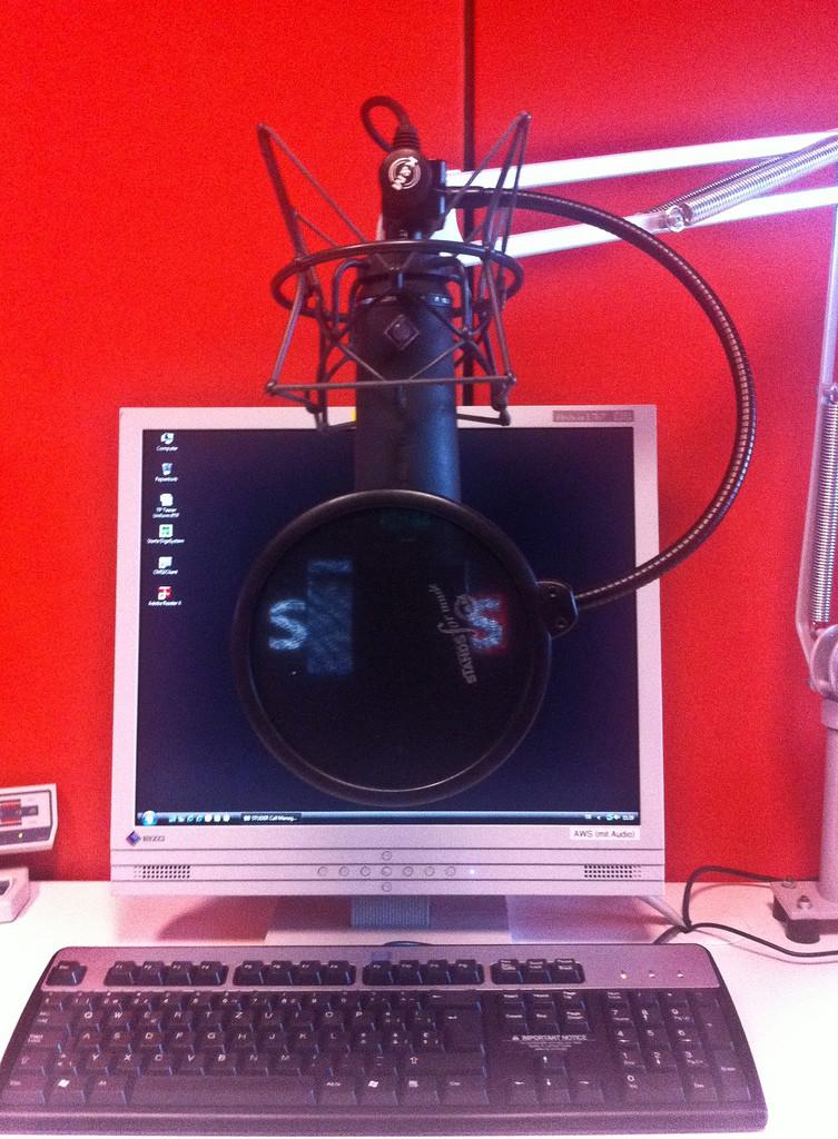Stagniert: Podcast bleiben offenbar ein Ding für die Nische. (Foto: Jakubetz)