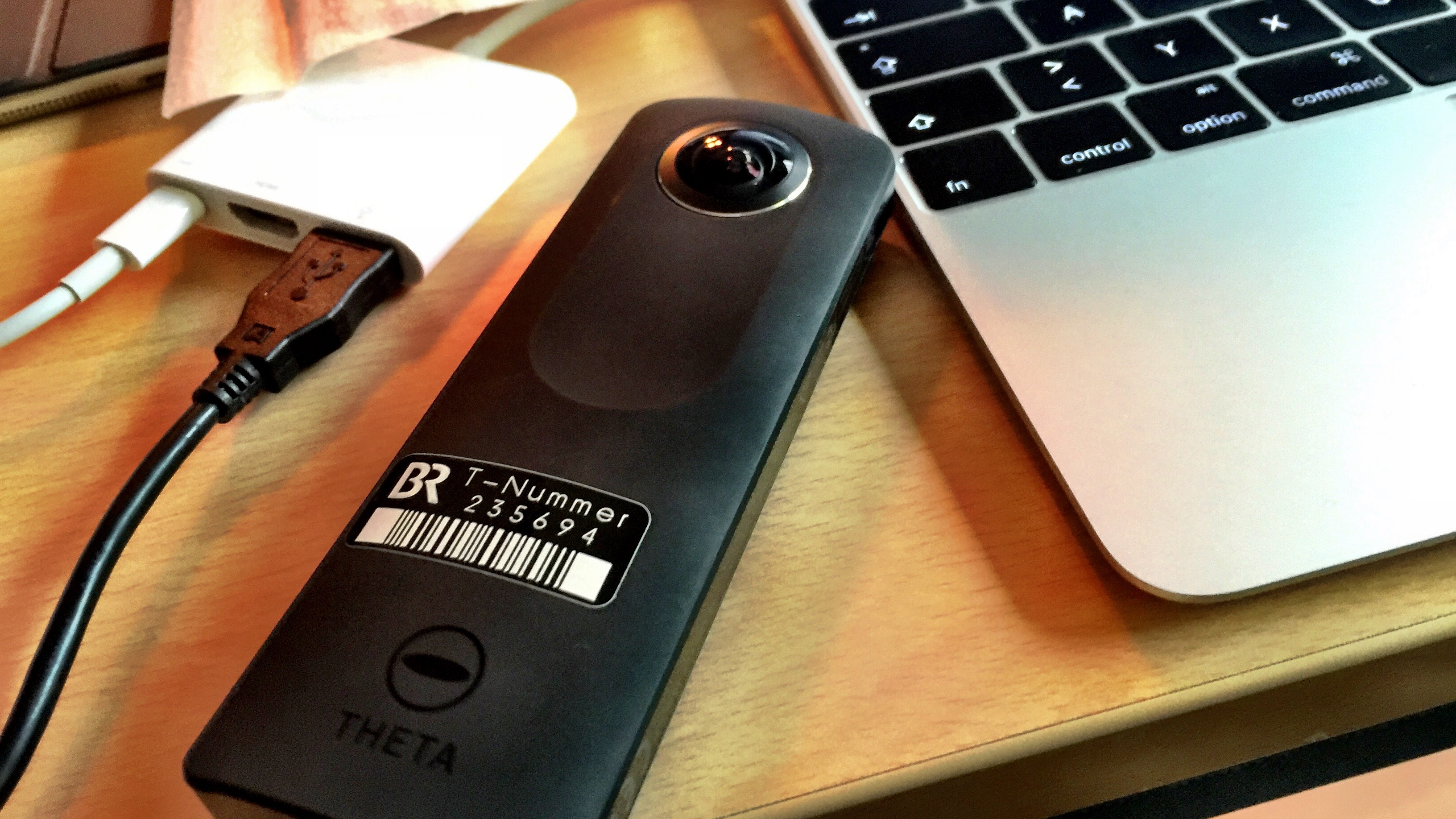 Immer leichter zu handhaben, auch dank besserer Hardware: 360-Grad-Aufnahmen. (Foto: Jakubetz)
