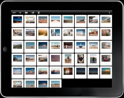 Schlicht, aber funktional: FolioBook Photo Portfolio