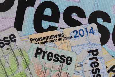 Trotz aller Krisen immer noch ein gefragter Beruf: Journalist. (Foto: Tim Reckmann_pixelio.de)